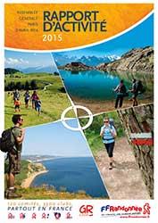 Rapport d'activité 2015 FFRandonnée