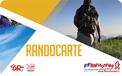 Randocarte FFrandonnée 2018