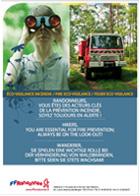 Plaquette Eco-vigilence incendie