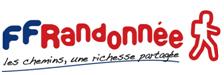 logo ffrandonnée