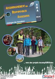 catalogue des formations ARA 2016 fédération française de randonnée