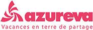 Logo Azureva partenaire FFRandonnée