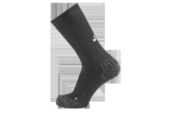 Une paire de chaussettes trait e polygi ne qui contient des ions d argent naturellement anti - Lampe frontale intersport ...