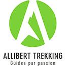 Logo Alibert Trekking partenaire FFrandonnée
