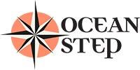Logo Ocean Step partenaire FFrandonnée
