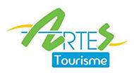 Logo Artes partenaire FFRandonnée