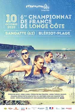 championnat de longe cote ffrandonnée 2020 Sangatte