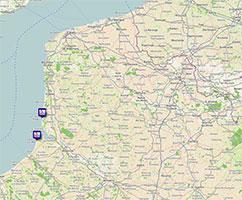 Site Longe Côte Hauts-de-France FFRandonnée