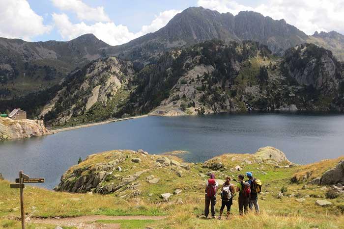 La traversée des Pyrénées par le GR 11 – la Transpyrénéenne - FFrandonnée