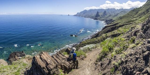 Tenerife Walking Festival 2017 FFrandonnée