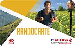 Randocarte FFrandonnée 2017