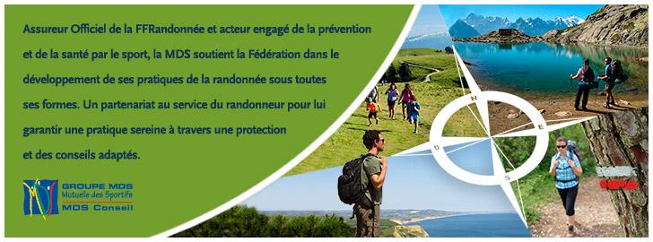 MDS - partenaire FFRando de vos randonnées