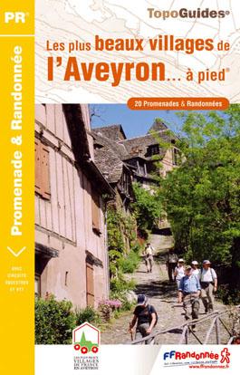Les plus beaux village de l'Aveyron à pied