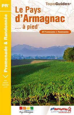 Le Pays d'Armagnac à pied