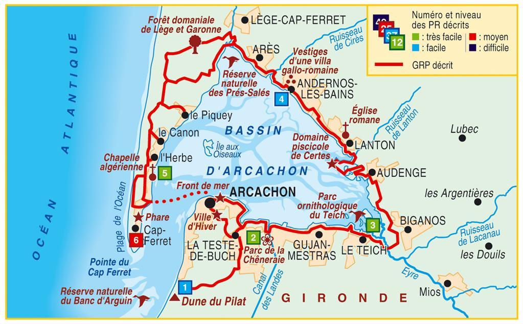 Grp Tour Du Bassin D Arcachon