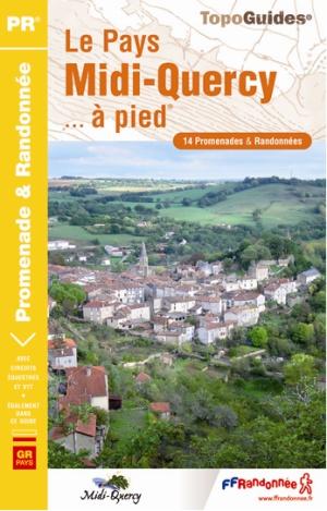 Le Pays Midi-Quercy à pied
