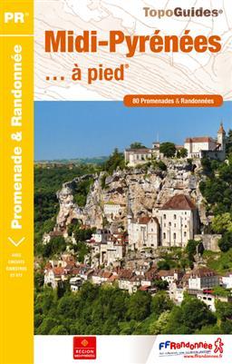 Midi-Pyrénées à pied