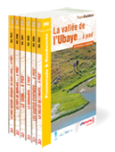 Topo-guides de la collection PR