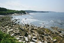 Littoral et belle vue sur la mer - FFRandonnée
