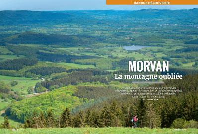 Passion Rando n°49 : Morvan, la montagne oubliée